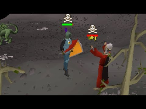 Pretending to be a Skulled Dragon Bot (Everyone fell for it)