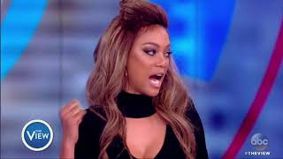 Tyra Banks, Mom Carolyn London On Banks' Road To Success | The View