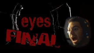 EYES THE HORROR GAME - FINAL | ODIO ESTE JUEGO (Gameplay HD Facecam Español)