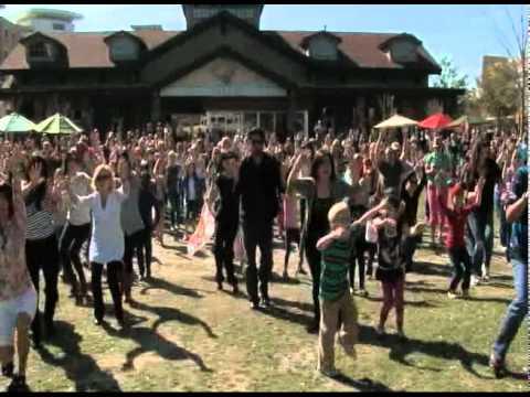 Abba Flash Mob - Dancing Queen - The Woodlands, TX