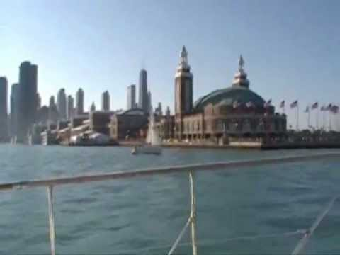 chicago yacht party rentals