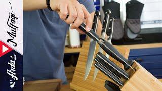 En Çok Kullanılan Bıçaklar - Arda'nın Mutfağı