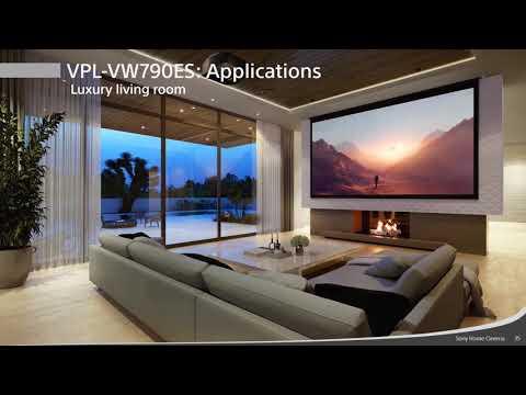 Webinar   Sony's Home Cinema Projectors Launch, Asia Pacific