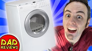BEST ELECTRIC CLOTHES DRYER | LG Tromm Dryer (DLE2512W) Reviews