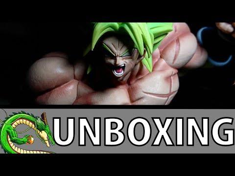 DU BON MAMMOUTH OU BIEN? UNBOXING BROLY Figurine Dragon Ball Ichiban Kuji Déballage Marty Japan