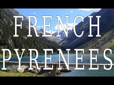 Timelapse #1 - FRENCH PYRENEES