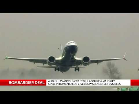 What will happen to Bombardier jobs after the Airbus deal?