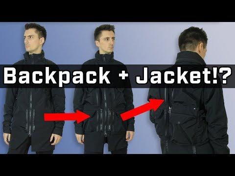 It TRANSFORMS! Riot Division M65 Jacket Review