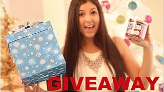 GIVEAWAY! Bath and Body Works, Books, & More! Winter Edition! Thumbnail