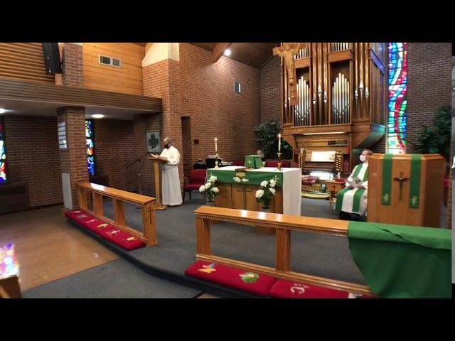 14 Pentecost - Holy Eucharist - Rite II - 9/06/20