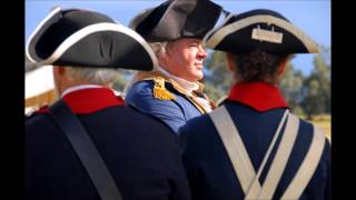 Revolutionary War Reenacting in Arizona - USA - George Washington