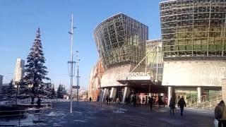 """Москва.ТЦ """"Метрополис"""" новогодний"""