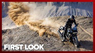 2021 Harley-Davidson Pan America 1250: Adventure Harley style