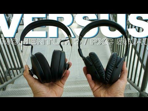 Sennheiser PXC 550 II Vs Sennheiser Momentum 3 - Super Different