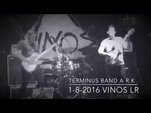 progressive metal Terminus Band 39 minutes full set 2016 Vino's Brew Pub Little Rock