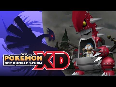 ROBO GROUDON?! - Pokémon XD #26 [Blind!]