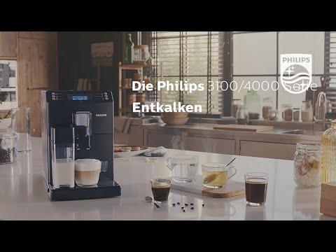 Philips Kaffeevollautomaten 4000er u. 3100er Serie: Entkalkung ... | {Kaffeevollautomaten 61}