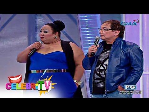 CelebriTV: Boobay at Donita Nose, pinagtulungan si Petite