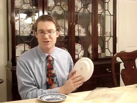Is My Spode China English Or Not? The Fine China Man