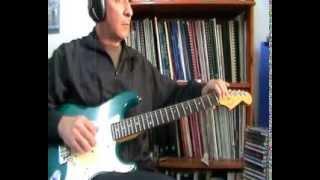 SUN SONG By Bryan Lester TRINITY EXAMS-Plectrum Guitar