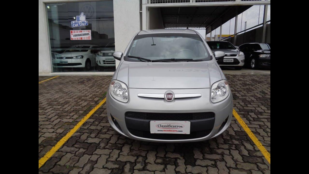 Fiat Palio Attractive 1 0 8v  Flex  2013