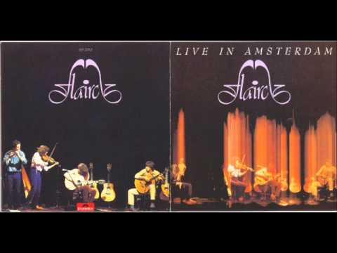 Flairck - Live in Amsterdam 1980 (Full Album CD1 & CD2)