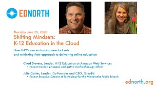 Shifting Mindsets: K-12 Education in the Cloud
