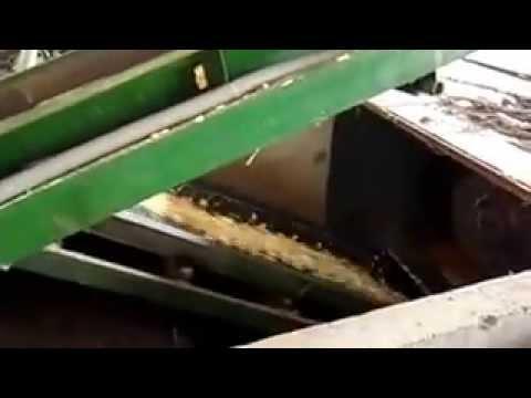 Dây chuyền máy băm dăm gỗ Kim Minh Hải