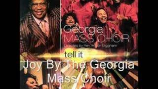 Joy By The Georgia Mass Choir