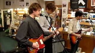 "Big Troubles - ""Bachelor Kisses"" live @ Zulu Records"