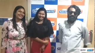 Rahul Ramakrishna about The Dirty Song Launch on Radio City Hyderabad