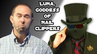 Luna, Goddess of Nail Clippers (Johan Oldenkamp P4)