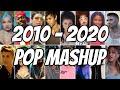 Pop decade mashup 20102020  pop 2020 megamix  ariana grande rihanna dua lipa katy perry mabel