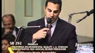 Assemblyman Mike Gatto Praises Los Angeles Stadium/Convention Center Legislation