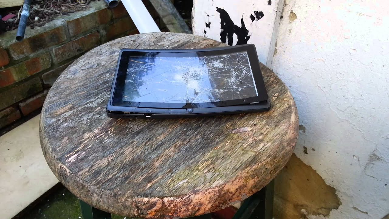 how to make a broken tablet charger work