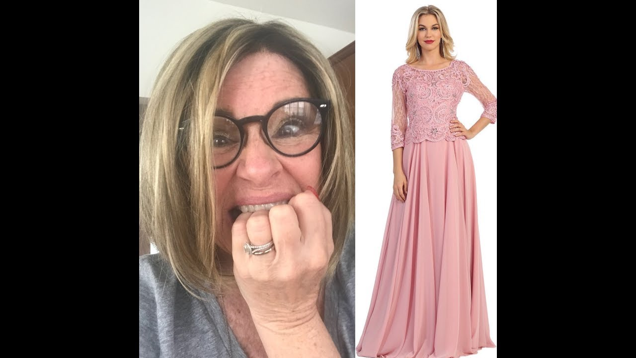 Image result for atypical60 mother of the bride dress