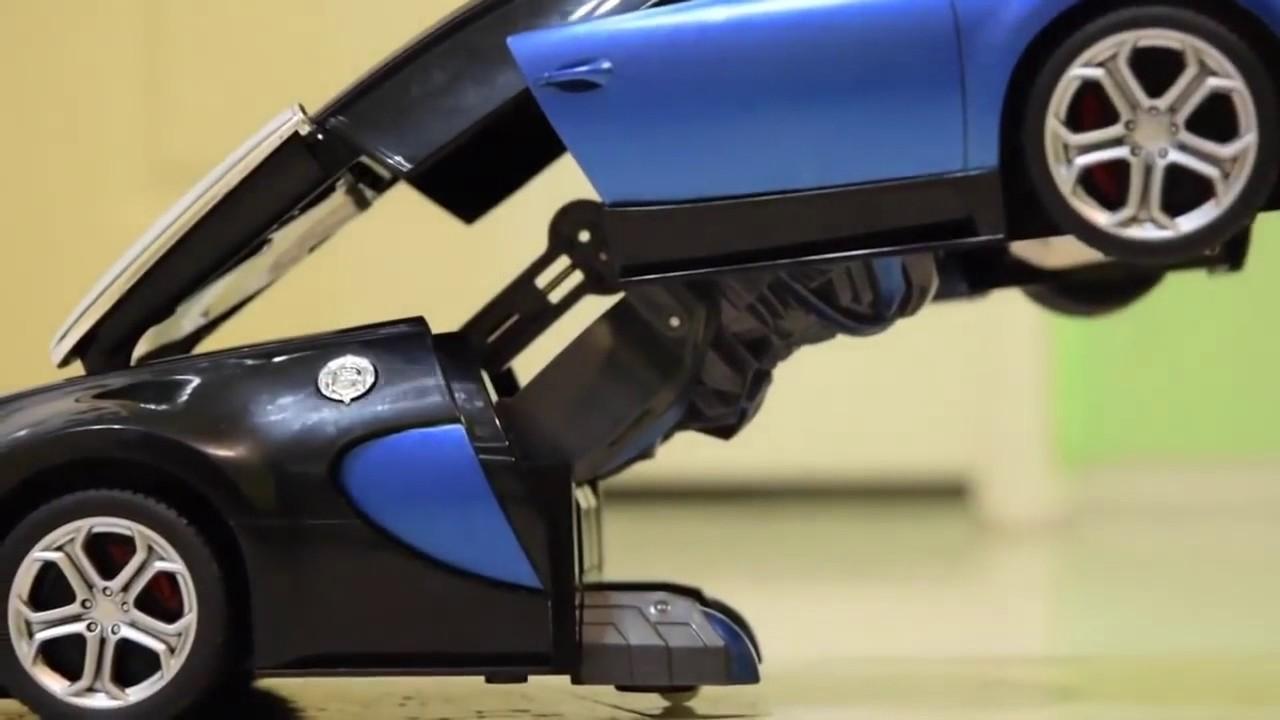 Mobil Remote Kontrol Robot Video Rc Mobil Jadi Robot Keren