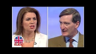 'Which is it Dominic?' Hartley-Brewer BLASTS Tory Rebel over 'meaningful vote' demands