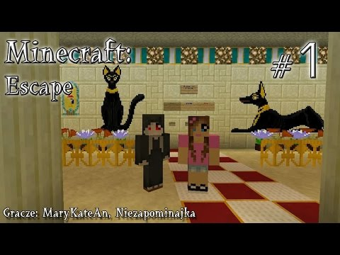 Minecraft Escape: Pyramid Adventure z MaryKateAn! [1/3]