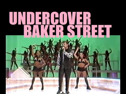 UNDERCOVER: Baker Street (Live in Brazil) Faustão 1993