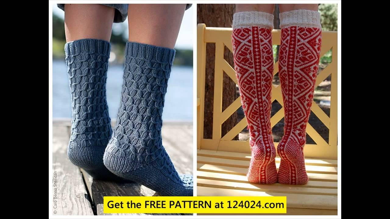 knit sock pattern free knit sock patterns sock knitting machines ...