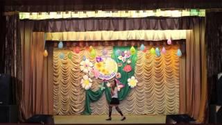 """""""Урок грамуру"""" - Мошківська Юлія, 1 клас, ДМШ, смт Попільня, 2016 р."""