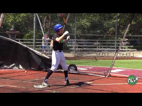 Kyle Fossum - PEC - BP - Eastside Catholic HS (WA) - July 25, 2018