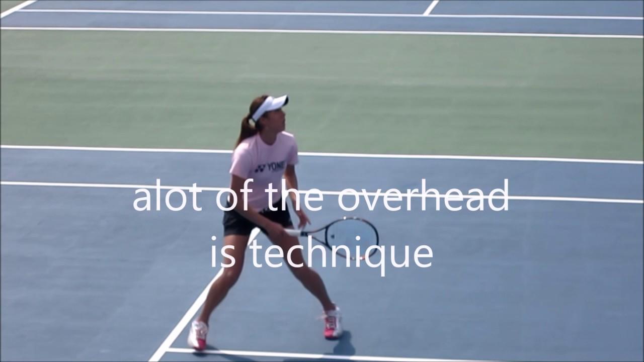 Overhead Tennis