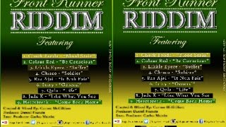 Front Runner Riddim Mix {Bigga Star Records} Reggae @Maticalise