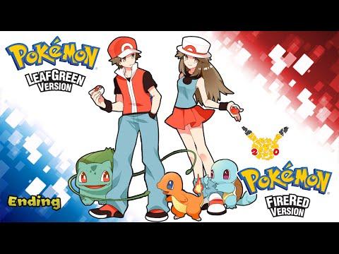 Pokemon FR/LG Remix - Ending (R/B/G/Y Anniversary Special)