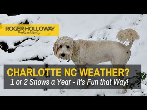 Weather In Charlotte NC During Winter