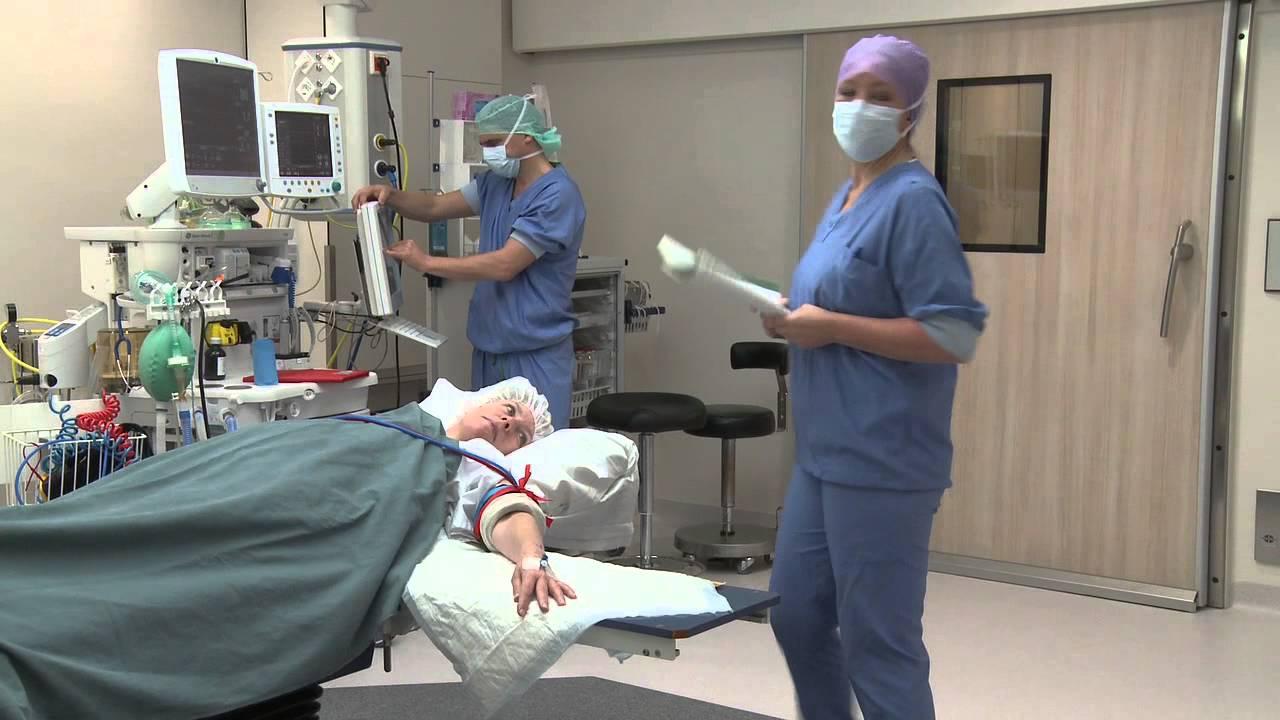 Operatiekamer zorgsaam antonius youtube - Kamer onder de helling ...
