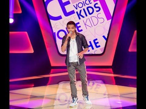 Gabriel Marks canta 'Um dia' no The Voice Kids - Audições|1ª Temporada
