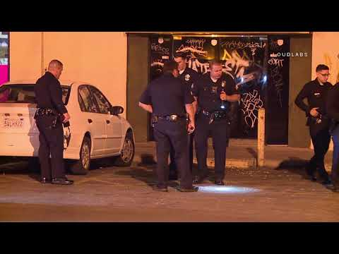 Man Shot In Truck / Van Nuys   11.13.18